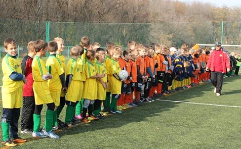 Приглашение на V областной турнир по футболу, посвященный памяти Константина Валентиновича Горячева
